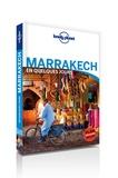 Jessica Lee et Olivier Cirendini - Marrakech en quelques jours. 1 Plan détachable