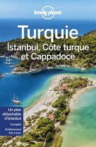 Jessica Lee et Brett Atkinson - Turquie - Istanbul, Côte turque et Cappadoce. 1 Plan détachable