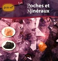 Jessica Lupien - Les roches et minéraux.