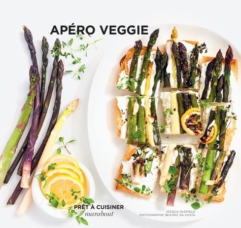 Jessica Oldfield - Apéro veggie.
