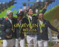 Jessica Rodrigues - Un rêve en or - Rio 2016.