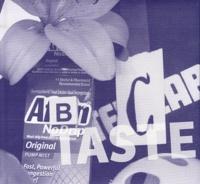 Jessica Stockholder - ABC Taste.