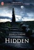 Jessica Verday - Hollow Tome 3 : Hidden.
