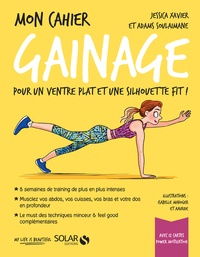 Mon cahier gainage- Avec 12 cartes power motivation - Jessica Xavier pdf epub