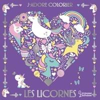 Jessie Eckel - Les licornes.