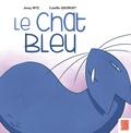 Jessy Ritz et Camille Georget - Le chat bleu.