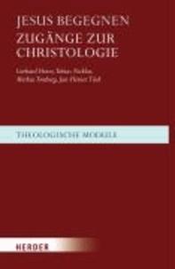 Jesus begegnen - Zugänge zur Christologie.