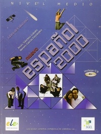 Jesus Sanchez Lobato - Nuevo español 2000 - Libro del alumno. 1 CD audio