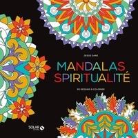 Jesus Sanz - Mandala sagesse - 55 dessins à colorier.