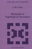 Jetty De Vries - Elements of Topological Dynamics.
