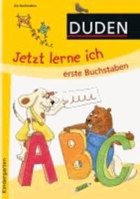 Jetzt lerne ich erste Buchstaben (ab 4) - Kindergarten.