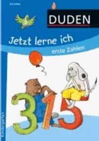 Jetzt lerne ich erste Zahlen (ab 4) - Kindergarten.