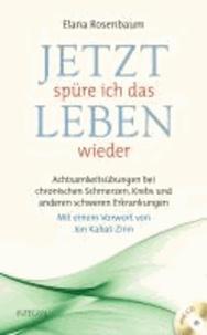 Jetzt spüre ich das Leben wieder (mit Praxis-CD) - Achtsamkeitsübungen bei chronischen Schmerzen, Krebs und anderen schweren Erkrankungen. Mit einem Vorwort von Jon Kabat-Zinn..