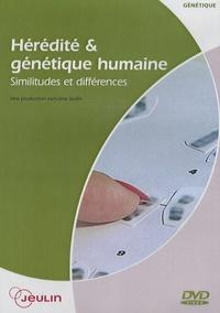 Jeulin - Hérédité & génétique humaine - Similitudes et différences, DVD vidéo.