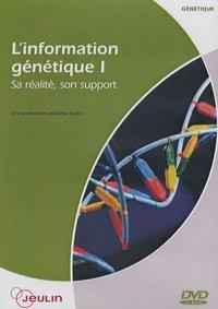 Jeulin - L'information génétique - Tome 1, Sa réalité, son support, DVD vidéo.