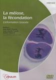 Jean-Noël Cloarec et Jean-Claude Proust - La méïose, la fécondation - DVD vidéo.
