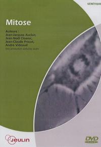 Jean-Jacques Auclair - Mitose - DVD vidéo.