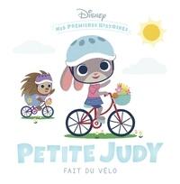 Jeunesse disney Hachette - DISNEY BABY - Mes premières histoires - Petite Judy fait du vélo.