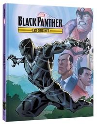 Jeunesse disney Hachette - MARVEL : Les origines - Black Panther.