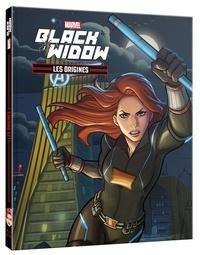 Jeunesse disney Hachette - MARVEL : Les origines - Black Widow.