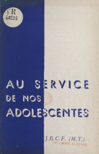 Jeunesse étudiante chrétienne - Au service de nos adolescentes.