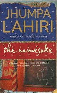 Jhumpa Lahiri - The Namesake.