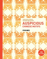 Jiamian Zou - Auspicious Chinese Motifs. 1 Cédérom