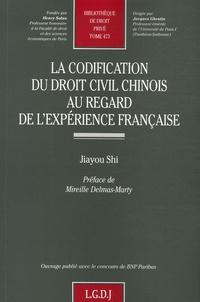 Rhonealpesinfo.fr La codification du droit civil chinois au regard de l'expérience française Image