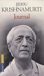 Jiddu Krishnamurti - Journal.