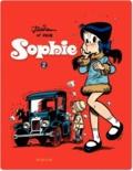 Jidéhem et  Vicq - Sophie Tome 2 : Intégrale 1965-1969.