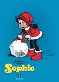 Jidéhem et  Vicq - Sophie Tome 3 : Intégrale 1969-1972.