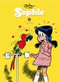 Jidéhem et  Vicq - Sophie Tome 4 : Intégrale 1972-1978.