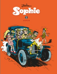 Jidéhem - Sophie Tome 5 : Intégrale 1978-1994.