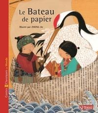 Jie Zhong - Le Bateau de papier.