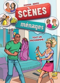 Jif et Eric Miller - Scènes de ménages Tome 12 : Tout un programme !.