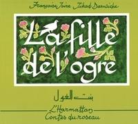 Jihad Darwiche et Françoise Joire - La fille de l'ogre - Conte du Liban.