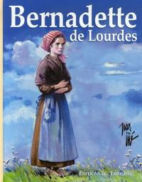 Jijé - Bernadette de Lourdes.