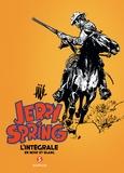 Jijé - Jerry Spring  : L'inrégrale en noir et blanc - Tome 5.