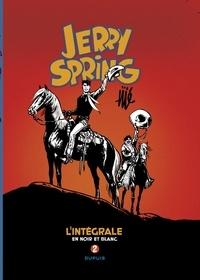 Jijé - Jerry Spring  : L'intégrale en noir et blanc - Tome 2.