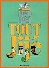 Jijé et Philippe Gillain - Tout Jijé Tome 8 : 1960-1961.