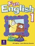 Jill Leighton et Laura Sanchez Danovan - Fun English 1.