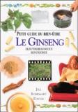 Jill-Rosemary Davies - Le Ginseng - Eleutherococcus Senticosus.