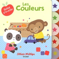 Jillian Phillips - Les couleurs.