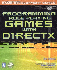 Programming Role Playing Games with DirectX. CD-ROM included - Jim Adams |