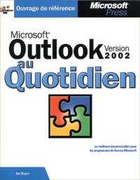Deedr.fr Outlook Version 2002 Image