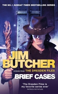 Jim Butcher - Brief Cases - The Dresden Files.