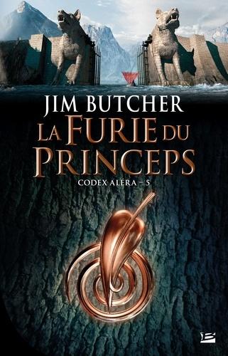Codex Aléra Tome 5 La Furie du Princeps
