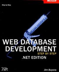 Jim Buyens - Web Database Development Step by step - Net edition. 1 Cédérom