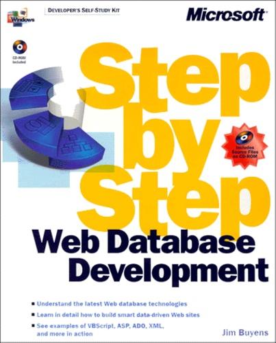 Web Database Development Cd Rom Included