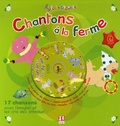 Jim - Chantons à la ferme : Aglaé et Sidonie. 1 CD audio